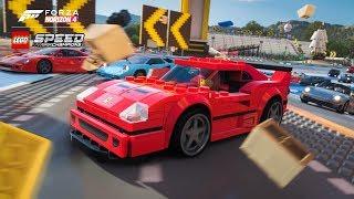 Min reaktion til introen til Forza Horizon 4: Lego Speed Champions