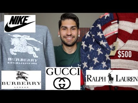 TRIP TO THE OUTLETS: GUCCI, NIKE, BURBERRY, POLO RALPH LAUREN, VERSACE!!!