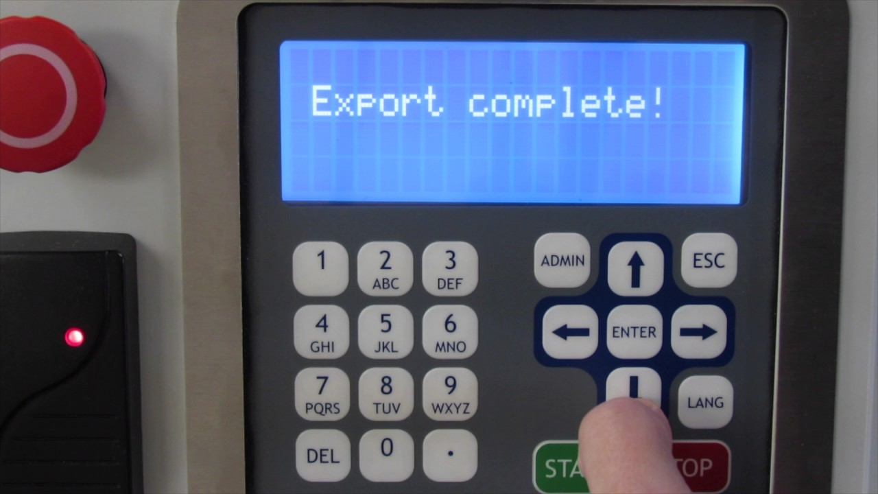 How to Use a USB to Import or Export Data on an ALX-LITE or ELITE Chemical Controller