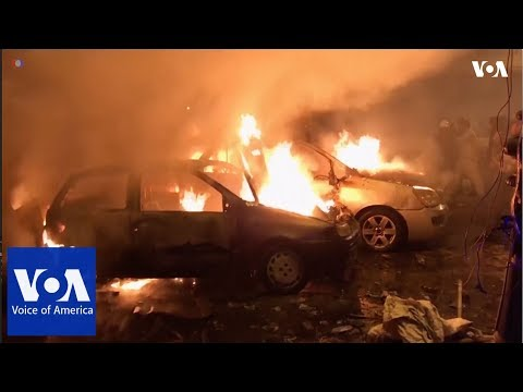 At least 7 killed by car bomb in Benghazi