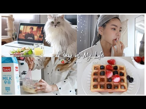 LIFE IN KOREA 🇰🇷 WHAT I EAT IN A DAY - NOVEMBER VLOG | Erna Limdaugh