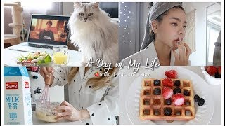 LIFE IN KOREA 🇰🇷 WHAT I EAT IN A DAY - NOVEMBER VLOG | Erna Limdaugh