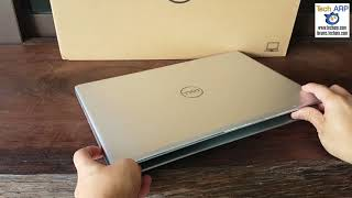 The Dell Inspiron 15 7000 (7570) Up Close