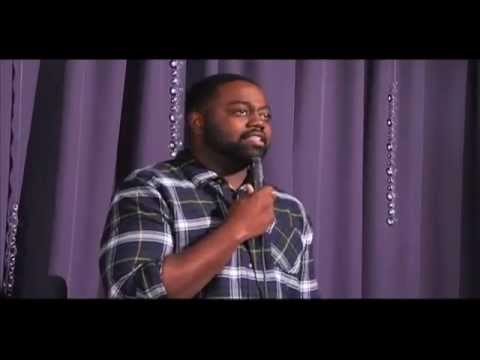 Comedian Donald George Every Way Woman Talk Show