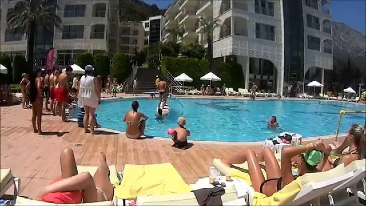 Grand Ring Hotel 5 (Turkey, Kemer, Beldibi): room description, service, beach, reviews 97