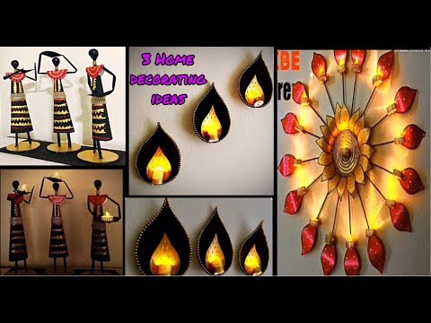 3 home decorating ideas | home decorating ideas Handmade | Fashion pixies