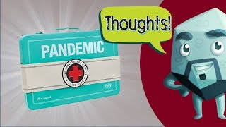 Pandemic: 10th Anniversary Edition - Thoughts with Zee Garcia