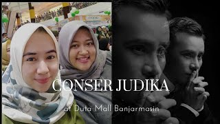 VLOG Ep 4 Judika in Duta Mall Banjarmasin