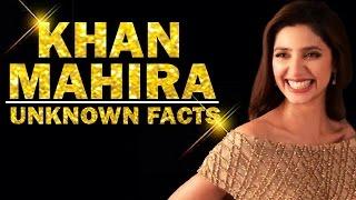 Mahira Khan - UNKNOWN FACTS About Pakistani Actress