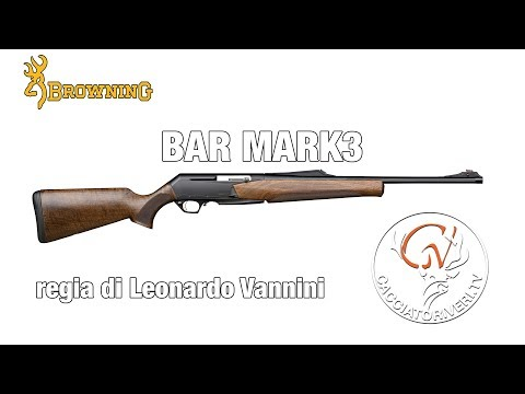 Test a caccia: Browning Bar Mark3 + Aimpoint H34 + Win Razor Back