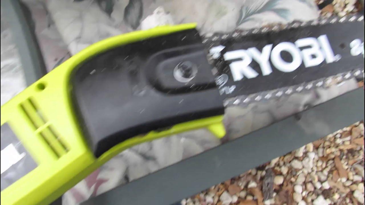 Ryobi Tree Trimmer Oil