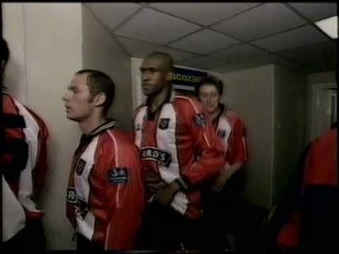 Sheffield United 2-0 Sunderland - 1997-98 - Deane Returns
