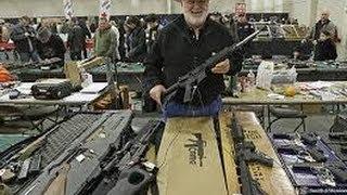 GunShow как в США продается оружие  НАМ НУЖНЫ РЕАЛЬНО БОЛЬШИЕ ПУШКИ