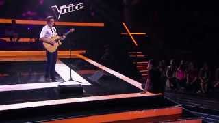 Ethan Conway Sings Unaware | The Voice Australia 2015