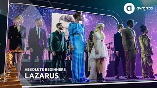 Lazarus - Absolute beginners | Musical Awards Gala 2020