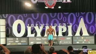 jeremy Buendia   Workout Motivation بطل العالم فى الفيزيك چيرمي بونديا
