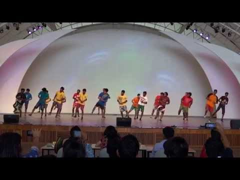 Funniest College Dance By Team KKPP @ Christ University Kengeri Campus (watch till last)