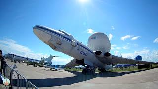 Yerli Silahlar Rusya'da(ROKETSAN)\MAKS 2017 Uzay Ve Havacılık Fuarı