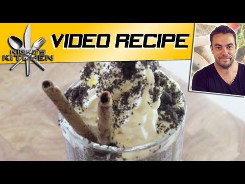 How to make Oreo Milkshake