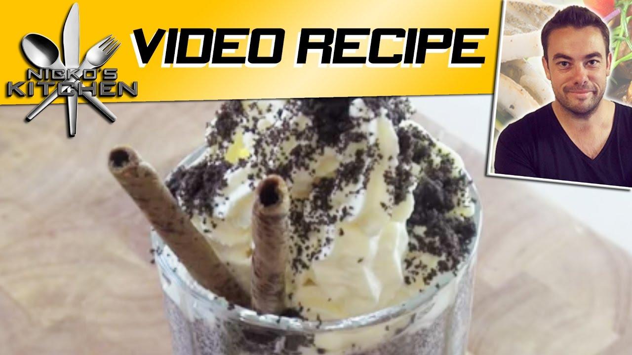 How to make Oreo Milkshake - YouTube