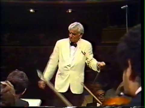Ludwig von Beethoven: Leonora 3 Overture - ECYO cond. Leonard Bernstein
