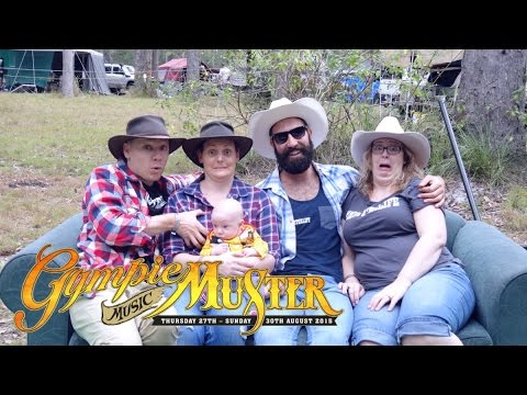 GYMPIE MUSIC MUSTER 2015