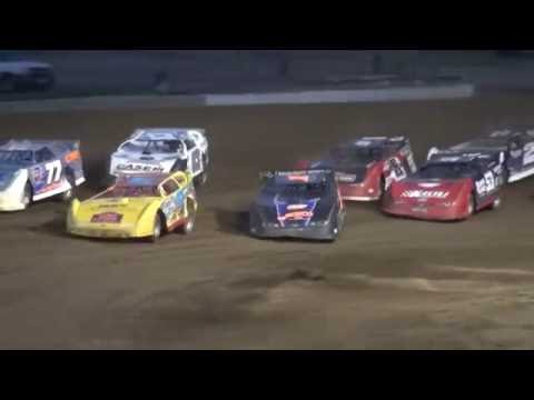 IMCA Late Model feature Independence Motor Speedway 6/25/16