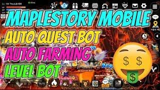 Free Maplestory M Bot