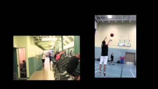 Pan Am Jr Badminton Video - The Venue