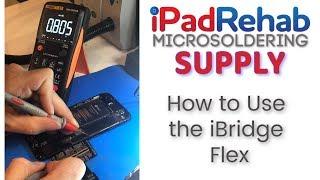 Jessa Learns a Lesson with the iBridge Flex Tool