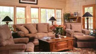 Homes With Open Floor Plans Video | House Plans And More