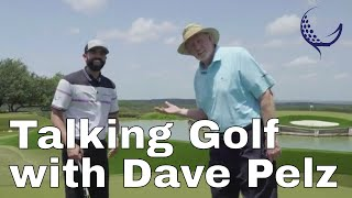 SHORT GAME GURU DAVE PELZ WITH A PUTTING TIIP