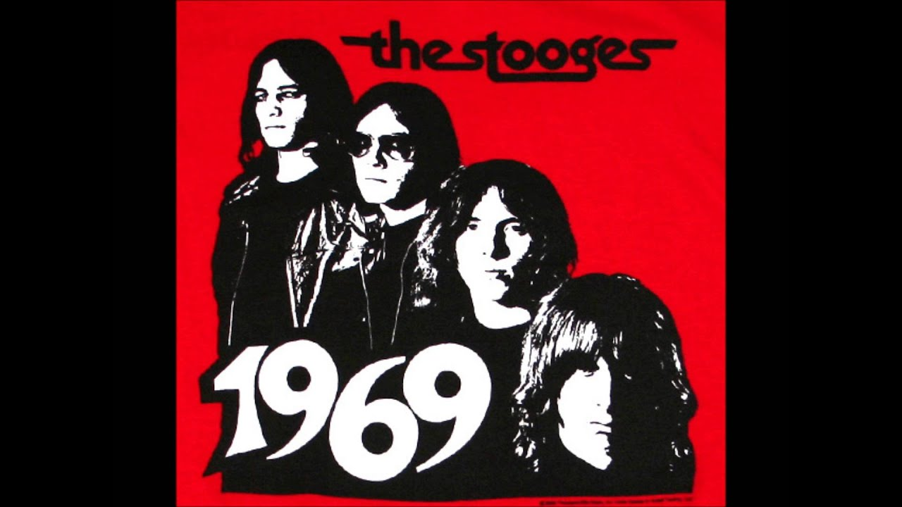 Iggy Pop Album Covers Awesome iggy pop and the stooges 1969 hq - youtube