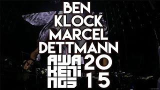 Ben Klock & Marcel Dettmann @ Awakenings Festival 2015, Amsterdam (28-06-2015)