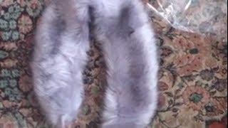 Unboxing acquisti Aliexpress (21) - Collo di finta pelliccia (faux fur collar)