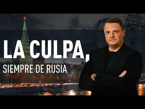 """¿Por qué está tan de moda el mantra de """"todos contra Rusia""""?"""