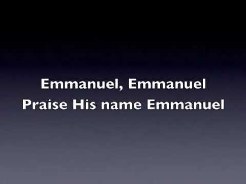 Emmanuel (Hallowed Manger Ground) - Chris Tomlin
