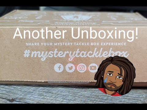 Mystery Tackle Box + Rod Unboxing! Giveaway!
