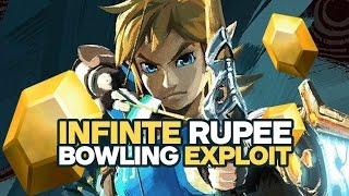 Zelda: Breath of the Wild Infinite Rupee Bowling Exploit