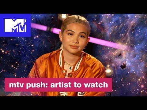 Hayley Kiyoko Gives Relationship Advice 🚀    The Flykick Hotline   MTV Push: Artist to Watch