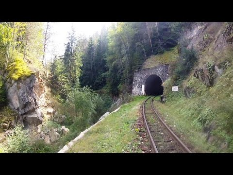 Rhodope Mountain Railway – Driver's Eye View – Yakoruda to A