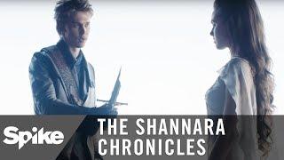 'Amberle Returns' Ep. 208 Official Clip | The Shannara Chronicles (Season 2)