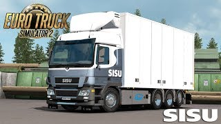 This is review about Euro Truck Simulator 2 Mods ====================================================== Mods: Sisu Polar Mk1 – ByCapital v 4.0 https://ets2.lt/en/sisu-polar-mk1-bycapital-v-4-0/  Rigid Chassis for MB MP3 & Sisu Polar Mk1 ByCapital v 3.9.9