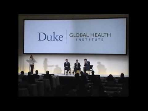 Global Health 2035 Panel Discussion