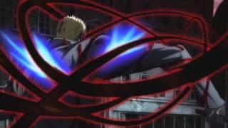 Hellsing Ultimate Alexander Anderson vs Alucard Final BD 1080p Part 1   Ultimate Quality