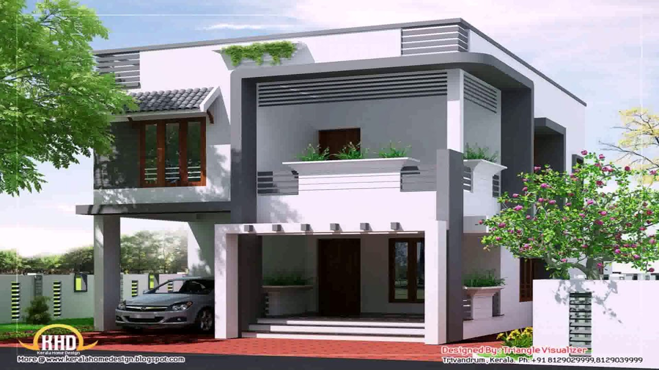 maxresdefault - 46+ Simple Terrace Design For Small House  Pics
