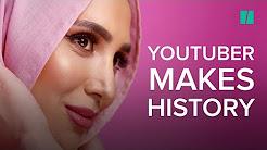 Amena Kahn : L'Oréal engage une femme voilée pour la pub d'un nouveau shampooing