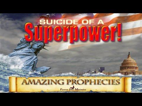 SUICIDE of a SUPERPOWER Sermon | Mark Fox