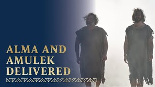 Alma and Amulek Aŗe Delivered by the Power of God | Alma 8–15 | Book of Mormon