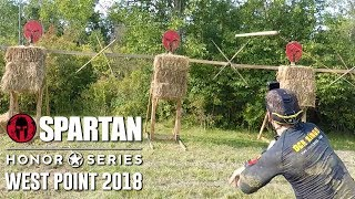 Spartan Race West Point 2018 (All Obstacles)